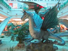 Drago Prismtico (liasena17) Tags: drago exposio shopping iguatemi fortaleza dragon