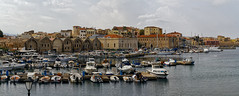 Chania_12_30102016-1303 (john houv) Tags: chania crete mediterranean oldharbour oldharbor lighthouse reflection