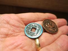 Scythe coins (cleanskies) Tags: game kickstarter scythe miniatures