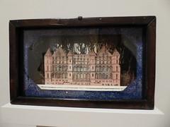 Joseph Cornell - Untitled (Pink Palace) (c_nilsen) Tags: josephcornell sanfrancisco california digital digitalphoto sanfranciscomuseumofmodernart museum art