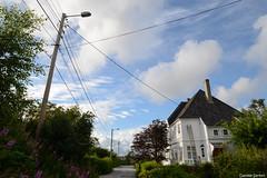 Haugesund (Daniele Sartori) Tags: haugesund norvegia norway europa europe nord north nikon d600 viaggio travel trip natura nature cielo sky nuvole cloud alber tree casa house