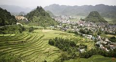 Par mont et par rizières (Ye-Zu) Tags: hagiang montagne montain tourdumonde vietnam worldtour tdm