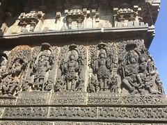Temple walls2 (kaushal.pics) Tags: helbedu hoysala