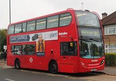 Metroline: TE889 LK08NVD Alexander Dennis Enviro 400 (emdjt42) Tags: canonspark metroline bus alexanderdennis enviro400 te889 lk08nvd