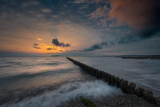 Sunset - Rügen