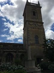 Saint Mary Magdalene Church - Woodstock, England - B (seththompsonartist) Tags: church england monument magdalene