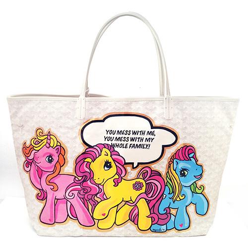 Bespoke Goyard My Little Pony