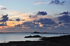 The sound of silence (Isabelle Photographies) Tags: saint malo d90 bretagne france voile voilier rve rverie songe bleu rocher