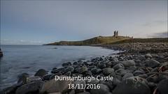 dunstanburgh castle day to night (Glen Parry Photography) Tags: dunstanburghcastle longexposure timelaps sea seascapes northumberland rocks ocean nikon glenparryphotography sigma d7000 sigma1020mm