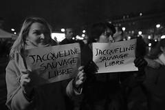 _DSF0209 (sergedignazio) Tags: france paris street photography photographie fuji xpro2 internationale lutte violences femmes