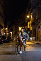 la marquesa (McrossEsFeliz) Tags: candela 50mm tango 70d canon eos canoneos eos70d movimiento noche mantrotto risa felicidad baile