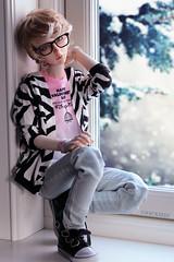 My New Style (Sackielc) Tags: bjd ball jointed doll abjd asian elfdoll vivien dollstown jeremy sd