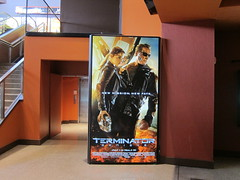 Entertainment, Terminator Genisys, Backlit Graphic