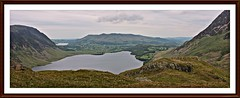 Upload no. 3033 (stu.bloggs..Dont do Sundays) Tags: summer sky panorama lake mountains june clouds landscape scenery rocks lakes lakedistrict scenic hills foliage cumbria fells views summit lakeland crummockwater loweswater 3033 rannerdaleknotts rockyoutcrops