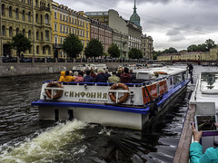 Venice of the North (Tony Tomlin) Tags: st canal russia petersburg canals stpetersburgrussia moykariver