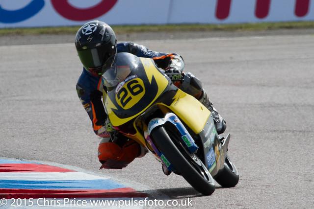 British Motostar, Thruxton 2015