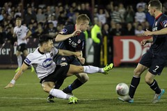 Dundalk 4-1 St Patrick's Athletic (17th August 2015) (ExtratimePhotos) Tags: richie towell