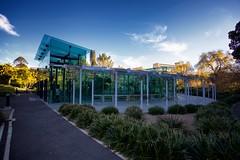 Amazon Waterlily Pavilion (jim.tavasci) Tags: gardens waterlily adelaide botanic pavilion