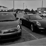 Abarth And Porsche, August 26, 2015 thumbnail