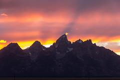 Sunset Storm (Spletts) Tags: sunset forest wyoming tetonrange 2015 antelopeflats tetonnationalpark journeytrip
