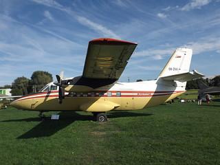 OK-ZKA Let L-410 Kunovice 19-09-15