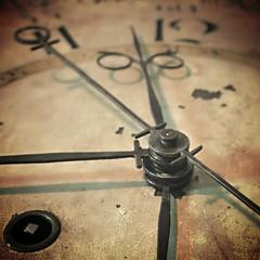 heirloom Grandfather clock ~ HMM & HTT!! (karma (Karen)) Tags: texture hands faces antiques heirlooms macros hmm clocks squared htt grandfatherclock macromondays aslongasitticks