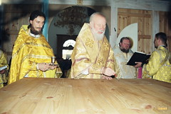 027. Consecration of the Dormition Cathedral. September 8, 2000 / священие Успенского собора. 8 сентября 2000 г