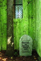 Maryland Renaissance Festival, 2015 (A CASUAL PHOTGRAPHER) Tags: trees cemeteries humor festivals headstones maryland tombstones inscriptions marylandrenaissancefestival crownsville mdrf annearundelcounty bridgecameras canonpowershotsx20is