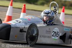 Superformance, RGS Worcester / Greenpower Bedford Regional Heat 2015 (mattbeee) Tags: students electric race bedford stem education engineering racingcar 216 autodrome greenpower