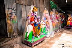 Happy Ganesh Chathurthi (VariedReflections) Tags: india art festival graffiti cow ganesha peacock om ganesh