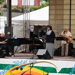 Nancy Reed Trio BW 007