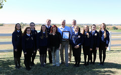 Andy Kapp - Clarksdale, Mo. (Missouri Agriculture) Tags: youth farmers mo american missouri ag future agriculture director ffa fordyce moag officialdress directorfordyce directorofag missouriag youthinag ffaofficialdress missouriagriculture