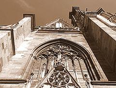 Colmar / Colmer 2015 (Berliner08) Tags: saintmartin frankreich cathedral dom kathedrale colmar cathédrale alsace elsas collegiale hautrhin colmer kolmar