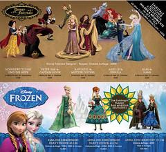 Disney Frozen Fever LE Dolls (sh0pi) Tags: anna frozen doll banner disney le 5000 limited edition ff elsa 6000 disneystore fever puppe kristoff 2015 eisknigin partyfieber