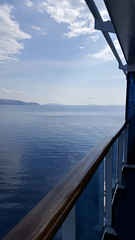 Leaving Greece for Turkey (grinnin1110) Tags: europe hellas greece mykonos mediterraneansea ellas islandprincess hells ells mediterraneancruise vacation2015
