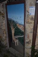 Valloria (079) (Pier Romano) Tags: doors painted liguria porte imperia artisti dipinte valloria dolcedo