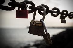 Playa Blanca (Lanzarote) (Too Seijas Montero) Tags: cadena candados
