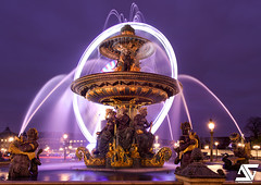 Place de la Concorde (A.G. Photographe) Tags: paris france french nikon europe ag capitale nikkor franais hdr parisian placedelaconcorde granderoue anto xiii parisien fontainedesmers d810 antoxiii agphotographe