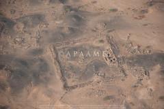 Kh. Nahas (APAAME) Tags: archaeology ancienthistory middleeast airphoto aerialphotography nahas aerialarchaeology jadis1901002 megaj8730 khirbatennahas khirbetannahhas sgnas159 wag062 wadialghuwaybasurvey southernghorsandnortheastarabaarchaeologicalsurvey