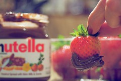 (waluntain) Tags: christmas food cup fruits cake fruit yummy strawberry cookie candy sweet eating chocolate cream strawberries sugar delicious eat cupcake nutella muffin