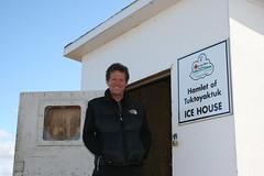 Tuktoyaktuk Ice House (low-rah) Tags: dempster tuktoyaktuk