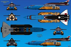 ThunderBirds 1, 2, And 3 Link-Up Vessel Mode By Haryo Panji (BuggyBug2010) Tags: 2 rescue 3 dylan jesse jones eric grant jr jordan international anderson rigel and jonathon thunderbirds samuel organization sylvia gerry hanson haryo 2086 thunderbird1 panji bedda edkins