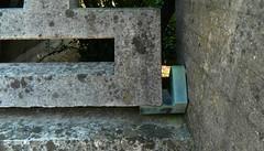 Brion Cemetery - Carlo Scarpa (Andrei Pripasu) Tags: detail cemetery architecture bronze concrete san geometry tomb sacred carlo brion scarpa brionvega vito daltivole tombarchitecture architectureindetail