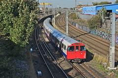 The Old Ones (Deepgreen2009) Tags: oldest tube train station railway bakerloo line londonunderground curve willesdenjunction elephantandcastle