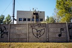(marhef) Tags: graffiti wu tang clan rumia wall factory