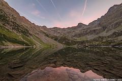 reflections (Matteo Nebiacolombo) Tags: montagna tramonto riflesso sunset paesaggio alpi