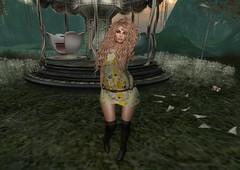 #756 (AddisonLynnRose Residnet) Tags: second life sl photography virtual fashion besom epiphany catwa 7 deadly skins lost found maitreya lara sass boho culture fair take heart