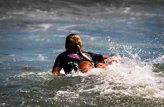 Ella Williams (JoanZoniga) Tags: surfer surfing surf surfergirl costarica playajaco jczuniga pura vida canon beachphotography surfphotography