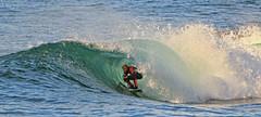 Tube Life (Peter Sincock) Tags: surfing surf waves tube sea coast coastal cornwall porthleven rollers