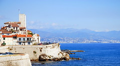 Antibes, South of France. (Roly-sisaphus) Tags: antibes southoffrance frenchriviera cotedazure nikond802016dsc1109